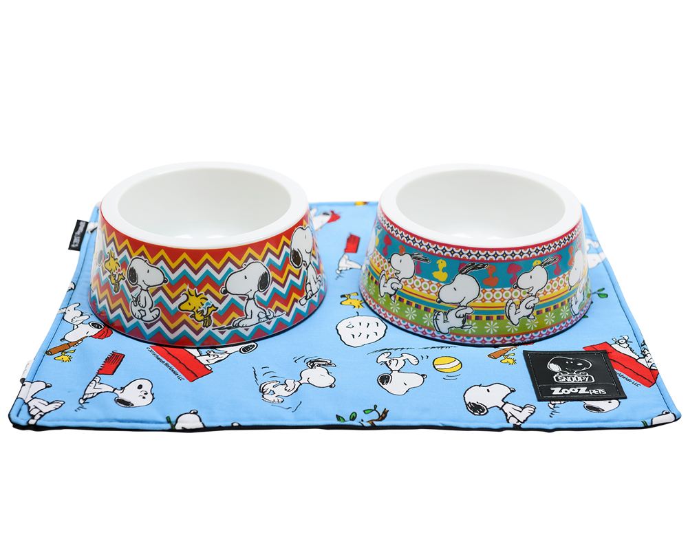 PLACEMATS SNOOPY ADVENTURE - Zooz Pets