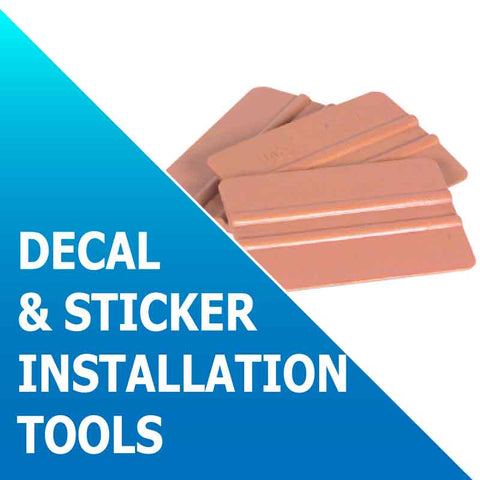 DECAL INSTALLATION TOOLS