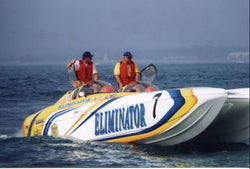Eliminator Offshore Race Boat