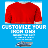 Design Your Own Iron On Transfer