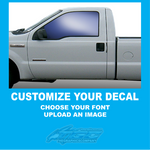 Design Your Own Truck Decals Stickers