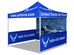 OutDoor– Fully Printed Tent, Wall, Railskirts