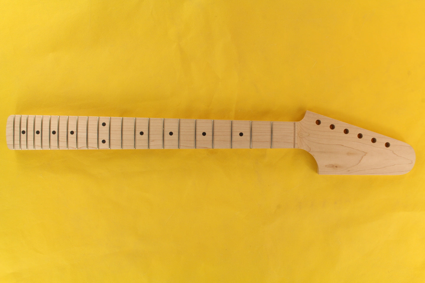 "MS/JG Maple 24"" Scale Guitar Neck - 701693"