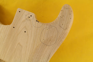 SC BODY 1pc Swamp Ash 2.2 Kg - 516785