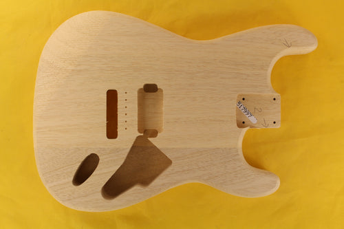 SC BODY 2pc White Limba 1.3 Kg - 517997