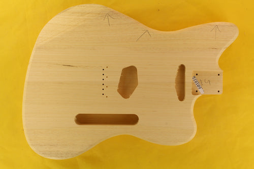 TM BODY 2pc White Limba 1.8 Kg - 518109