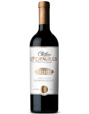 Load image into Gallery viewer, CHATEAU PEYFAURES 2009 - GRAND VIN DE BORDEAUX - MILLÉSIME 2009