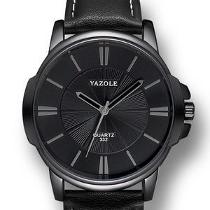 YAZOLE Business Uhr