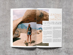 Sisu Magazine Issue 6: Making Waves