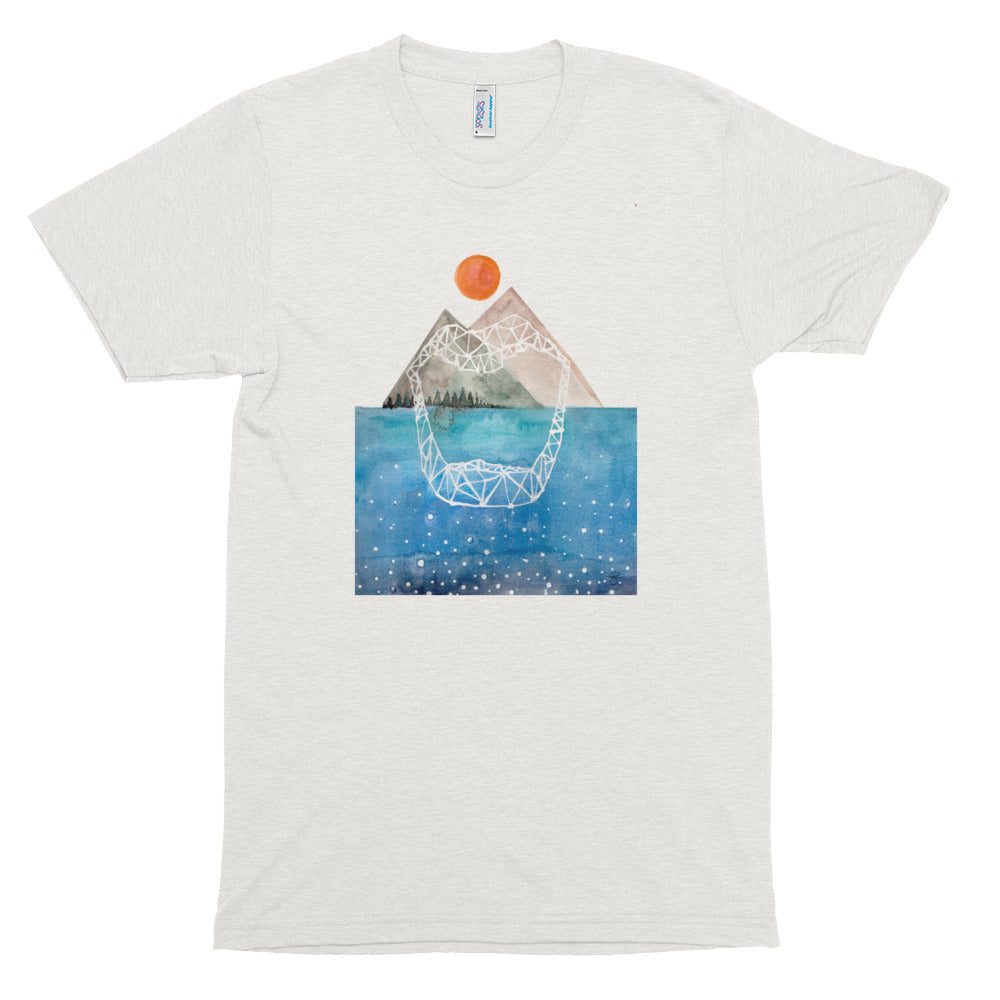 Sun, Stars, & Screams | Short Sleeve Unisex Tee