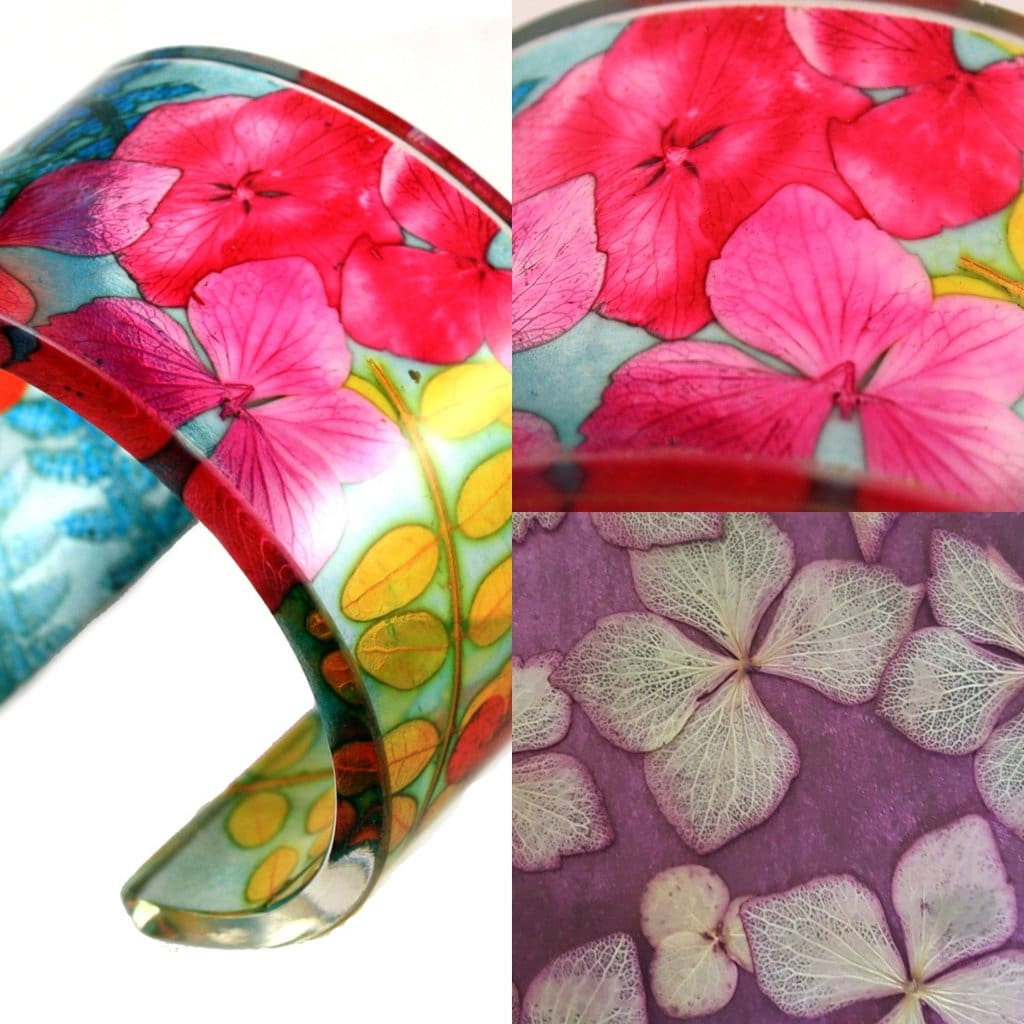Dyes And How I Colour My Cuffs