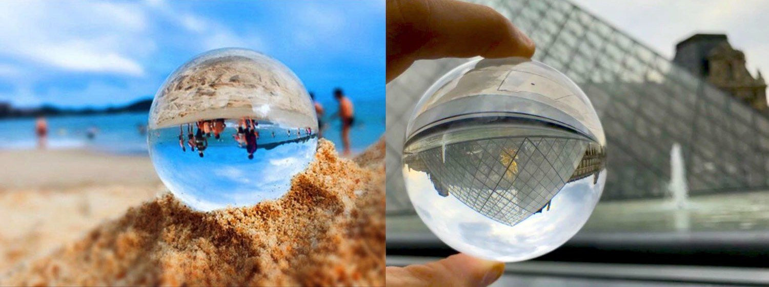 xureshop crystal ball photography lens