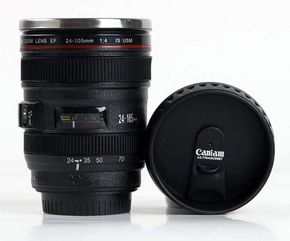 Camera Lens Mug - xureshop