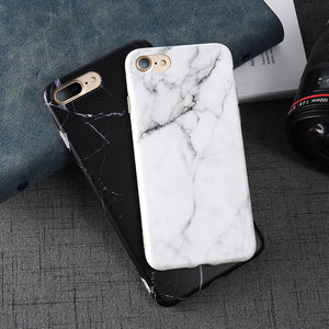 Marble Soft Case