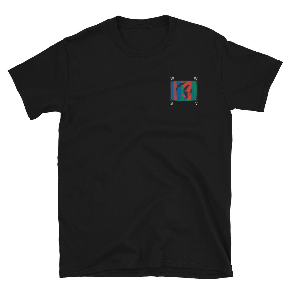 Short-Sleeve Unisex T-Shirt - World Wide Basement Vibes