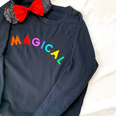 MAGICAL Crewneck Sweater
