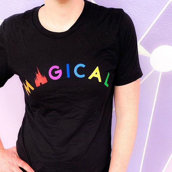 Magical Unisex Tee- Black