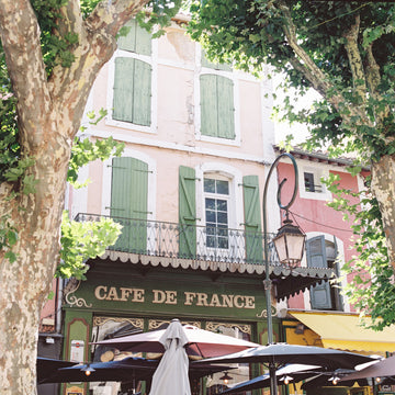 Café de France Print Download