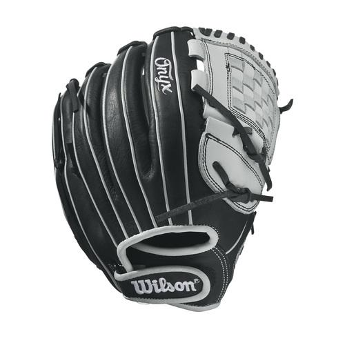 Wilson Onyx Fastpitch Softball 12in Pitcher/IF Glove-RH