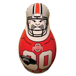 Ohio State Buckeyes Tackle Buddy Punching Bag - New Logo