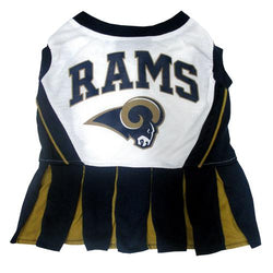 Los Angeles Rams Cheer Leading XS