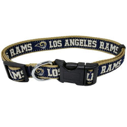 Los Angeles Rams Collar Large
