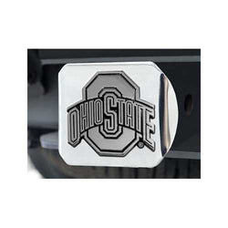 Ohio State Buckeyes Trailer Hitch Cover - FanMats