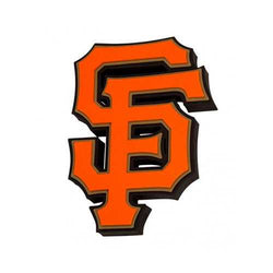 San Francisco Giants Sign 3D Foam Logo