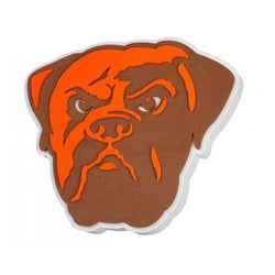 Cleveland Browns Sign 3D Foam Logo