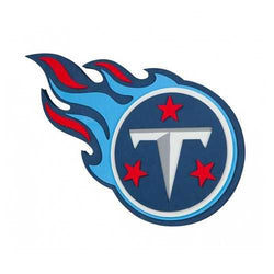 Tennessee Titans Sign 3D Foam Logo