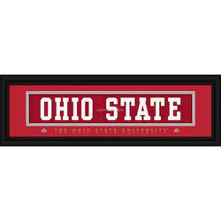 Ohio State Buckeyes Stitched Uniform Slogan Print - Ohio State