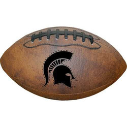 Michigan State Spartans Football - Vintage Throwback - 9 Inches
