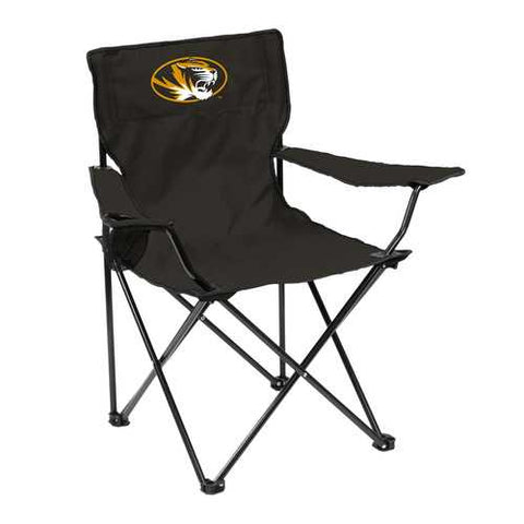 Missouri Tigers Quad Chair - Logo Chair