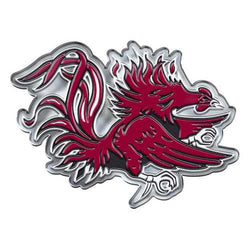 South Carolina Gamecocks Auto Emblem Color Alternate Logo