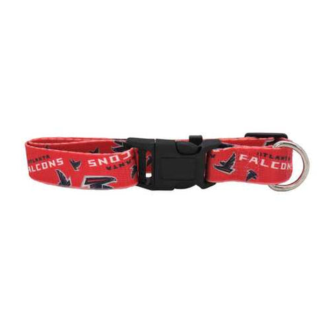 Atlanta Falcons Pet Collar Size M