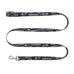 Baltimore Ravens Pet Leash 1x60