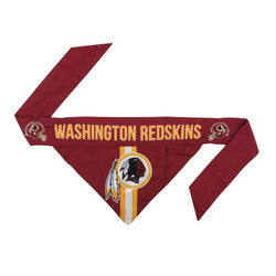 Washington Redskins Pet Bandanna Size XS