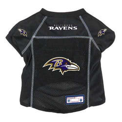 Baltimore Ravens Pet Jersey Size S