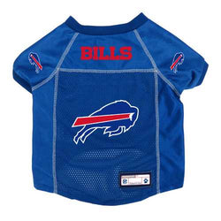 Buffalo Bills Pet Jersey Size S
