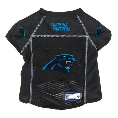 Carolina Panthers Pet Jersey Size XS