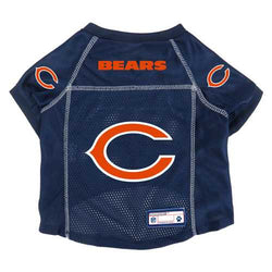 Chicago Bears Pet Jersey Size M