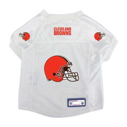 Cleveland Browns Pet Jersey Size S