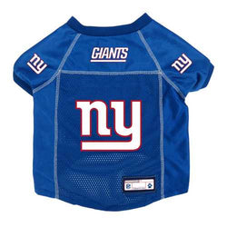 New York Giants Pet Jersey Size M