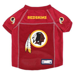 Washington Redskins Pet Jersey Size XL