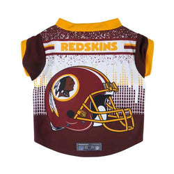 Washington Redskins Pet Performance Tee Shirt Size XS