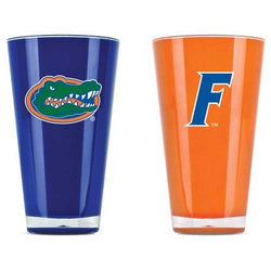 Florida Gators Tumblers - Set of 2 (20 oz)