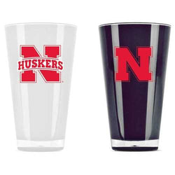 Nebraska Cornhuskers Tumblers - Set of 2 (20 oz)
