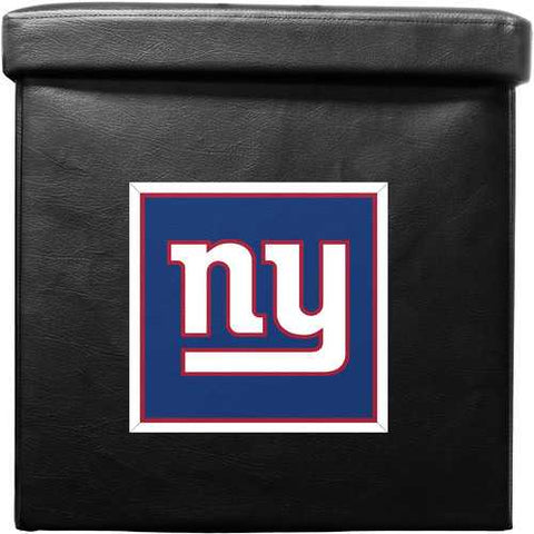 New York Giants Ottoman Foldable