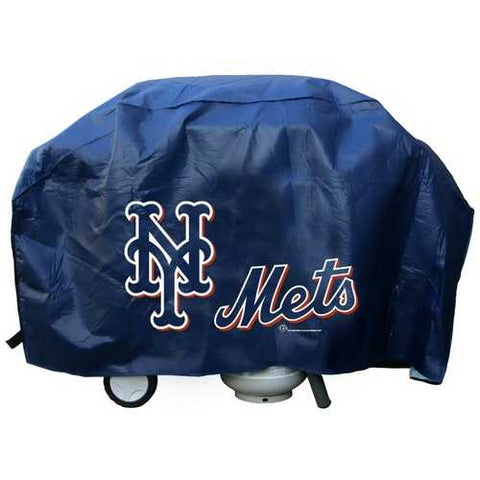 New York Mets Grill Cover Economy