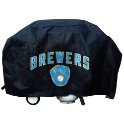 Milwaukee Brewers Grill Cover Economy